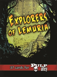 1317-1 Explorers of Lemuria Deck