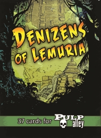 1317-2 Denizens of Lemuria Deck