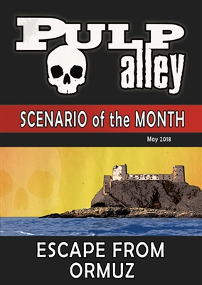 2018-05 - Scenario of the Month - May - DC