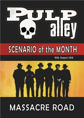2018-08 - Scenario of the Month - August - DC