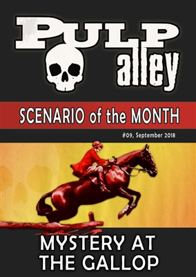 2018-09 - Scenario of the Month - September - DC