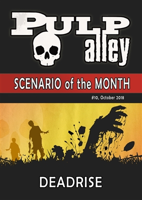 2018-10 - Scenario of the Month - October - DC