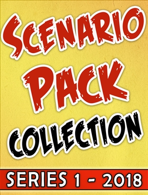 SCENARIO PACK COLLECTION 2018 -- SERIES #1