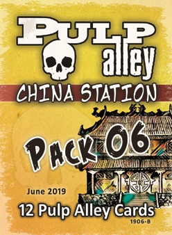 2019-06B - China Station Card Pack #06