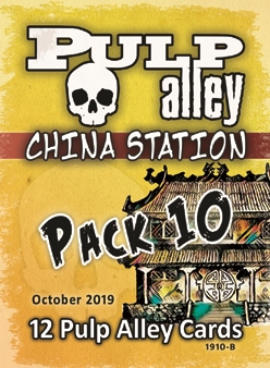 2019-10B - China Station Card Pack #10