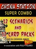 SUPER COMBO - CHINA STATION (US & CANADA only)