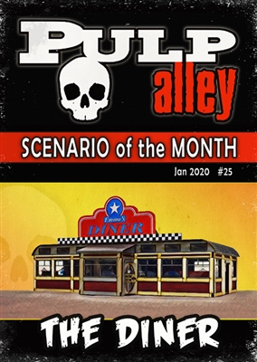 2020-25 - Scenario of the Month #25: The Diner - DC