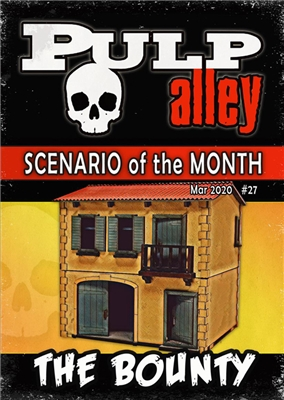 2020-27 - Scenario of the Month #27: The Bounty - DC