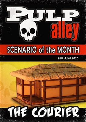 2020-28 - Scenario of the Month #28: The Courier - DC