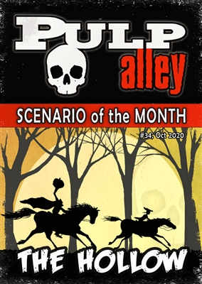2020-34 - Scenario of the Month #34: The Hollow - DC