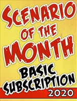 2020-DC - SCENARIO OF THE MONTH SUBSCRIPTION 2020: BASIC