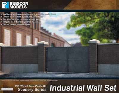 283006 - 28mm Industrial Wall Set