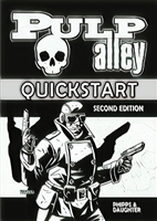 000 - Pulp Alley - Quickstart DC
