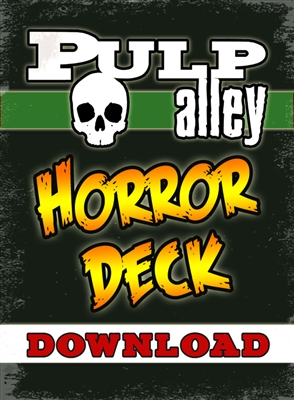 P1312 - Horror Deck - DC
