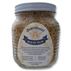 Light Spring Harvested Bee Pollen - 20 oz Jar