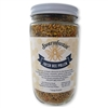Light Spring Harvested Bee Pollen - 8 oz Jar