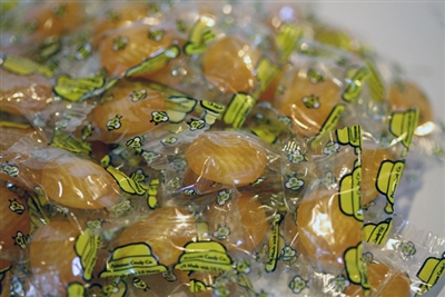 Honey Candy - 1 lb.