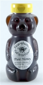 Fall Wildflower Honey - 12 oz. Honey Bear