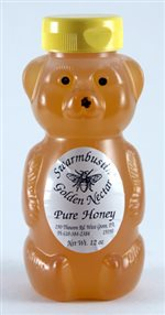 Golden Nectar Honey - 12 oz. Honey Bear