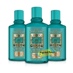 3x Mäurer & Wirtz 4711 Original Eau De Cologne Bath & Body Wash Shower Gel 200ml