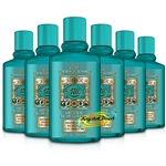 6x 4711 Eau De Cologne Shower Gel 200ml