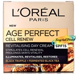 Loreal Age Perfect Cell Renew Advanced Restoring SPF15 Day Face Cream 50ml