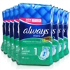 8x Always Maxi Normal With Wings 14 Pads Protection & Comfort