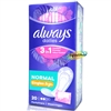 Always Dailies Pantyliners Normal Fresh Scent Individually Wrapped