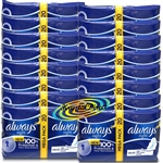 16x 20 Always Ultra Night With Wings Sanitary Towels Pads