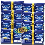 8x 20 Always Ultra Night With Wings Sanitary Towels Pads