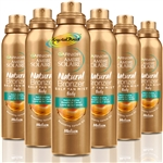 6x Garnier Ambre Solaire Natural Bronzer Medium Self Tan Body Mist 150ml
