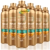 6x Garnier Ambre Solaire Light Self Tan Tanning Natural Dry Body Mist 150ml