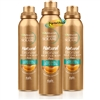 3x Garnier Ambre Solaire No Streaks Bronzer Light Self Tanning Face Mist 75ml