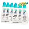 6x Anne French Original Cleansing Milk 200ml