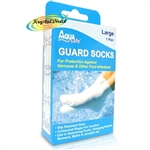 Aqua Safe Guard Socks Large 1 Pair