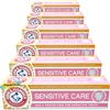 6x Arm & Hammer Daily Baking Soda Toothpaste Sensitive Teeth Care 125g