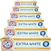 6x Arm & Hammer EXTRA WHITE CARE 125g