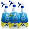 3x Astonish Kitchen Cleaner Spray Zesty Lemon 750ml