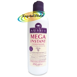 Aussie Mega Instant Conditioner  - 250ml