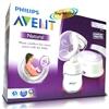 Avent SCF332/01 Comfort BBA Free Natural Single Electric Battery Breast Pump