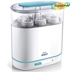 Avent SCF285/01 3-in-1 Electric Steam Steriliser