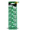 Suncom Alkaline Button Cell Batteries 10- AG2