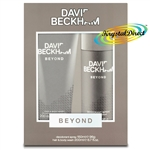 David Beckham Beyond 150ml Deodorant 200ml Body Wash