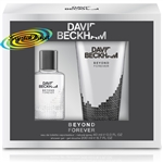 David Beckham Beyond Forever 40ml Eau De Toilette EDT 200ml Hair and Body Wash
