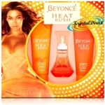 Beyonce Heat RUSH Gift Set