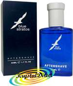 Blue Stratos AFTERSHAVE 50ml - 1.7 Fl oz