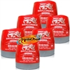 6x Brylcreem Original Light Glossy Hold Hair Styling Cream 250ml With Protein