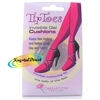 Carnation Tip Toes Invisible Gel Ball Of Foot Cushions 1 Pair Fit Most Shoes