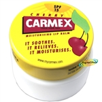 Carmex Cherry Moisturising Lip Balm 7.5 g SPF 15 Relief From Dry Chapped Lips