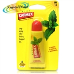 Carmex Mint Moisturising Lip Balm 10 g SPF 15 Relief From Dry Chapped Lips